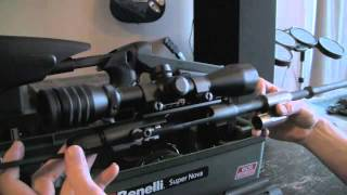 Benelli MR-1 Assembly Tips