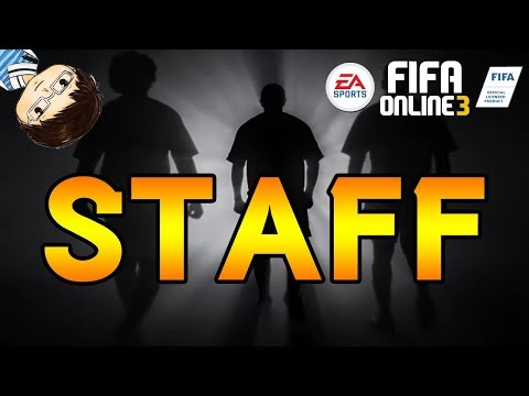 [LIVE] FIFA Online 3 : นั่งอัพ STAFF ไปเรื่อย | เข้ามาพูดคุยได้