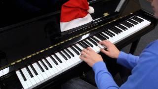 Dean Martin - Let It Snow! Let It Snow! Let It Snow! Piano Cover
