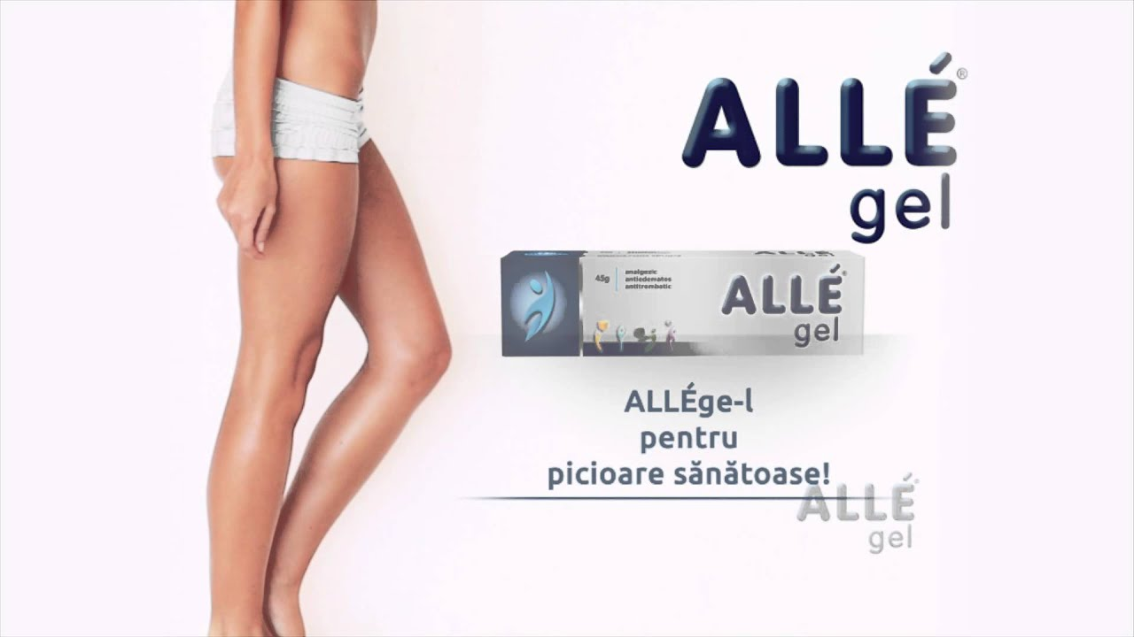 Alle Gel - Fiterman Pharma