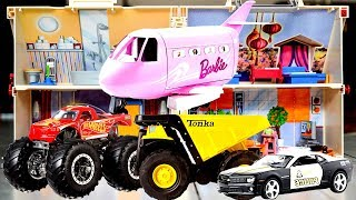 Learn Colors Cars Planes with Transportation Vehicles Toys for Kids Cartoon for Children