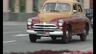 Легендарная  «Победа» ГАЗ-М-20: тест Автопанорамы