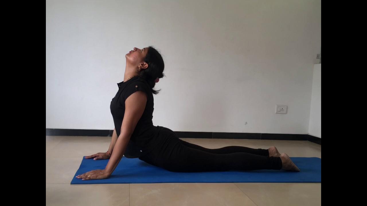 Surya Namaskar Yoga For Weight Gain