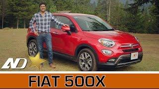 видео Fiat 500X