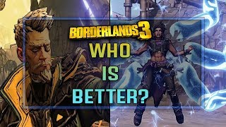 BORDERLANDS 3: Amara VS Zane - Who Is Better? ft. Ki11er Six, FightinCowboy, & TeftyTeft