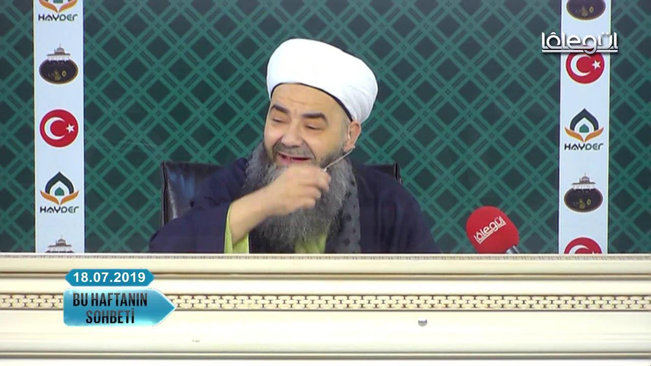 18 Temmuz 2019 Tarihli Bu Haftanın Sohbeti - Cübbeli Ahmet Hocaefendi Lâlegül TV