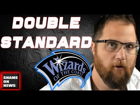 Wizards & Magic the gathering - THE DOUBLE STANDARD