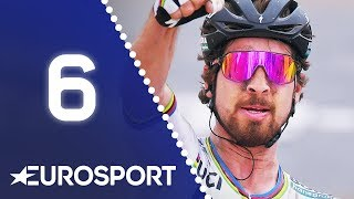Peter Sagan's BRILLIANT Paris-Roubaix Win! | Day 6: Advent Calendar 2018 | Eurosport