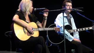 Adam Harvey & Beccy Cole - If I Were A Carpenter