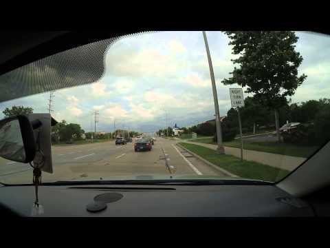 Driving Through Schaumburg IL - 18 June 2015 - 1/2
