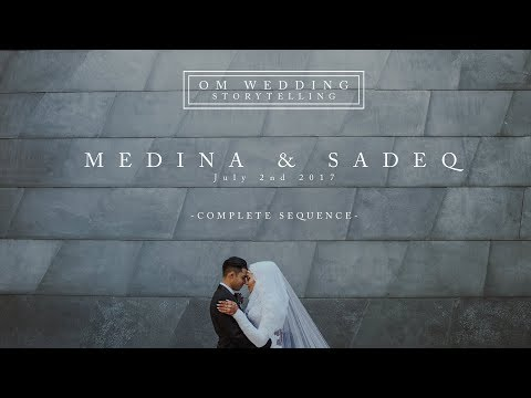 MEDINA + SADEQ  //  COMPLETE SEQUENCE
