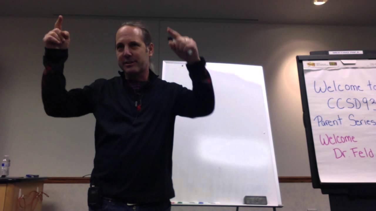 Parenting In The New Millennium Adhd More Dr Michael Feld