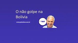 O não golpe na Bolívia - William Waack comenta