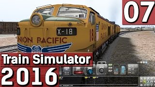 TS 2016 #7 Ab in den Lokschuppen Die Zugsimulation Railworks 7 deutsch