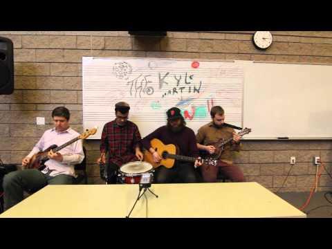 Kyle Martin Band (Live) - Real Estate on Mars - Tiny Desk Concert