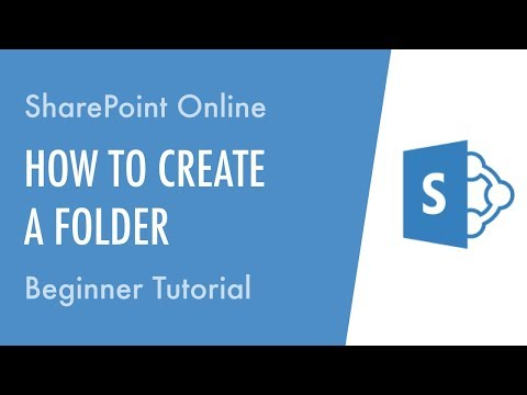 how-to-create-a-folder-in-sharepoint-online---beginner-tutorial