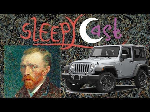 Bad Artists & Jeep People - SleepyCast