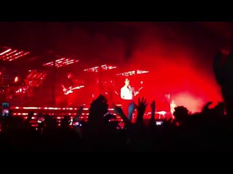 Hurts - Somebody to Die For (Live in Minsk, Belarus | Sports Palace | 12.03.2016)