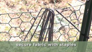 Suppressing Weeds in the Vegetable Garden