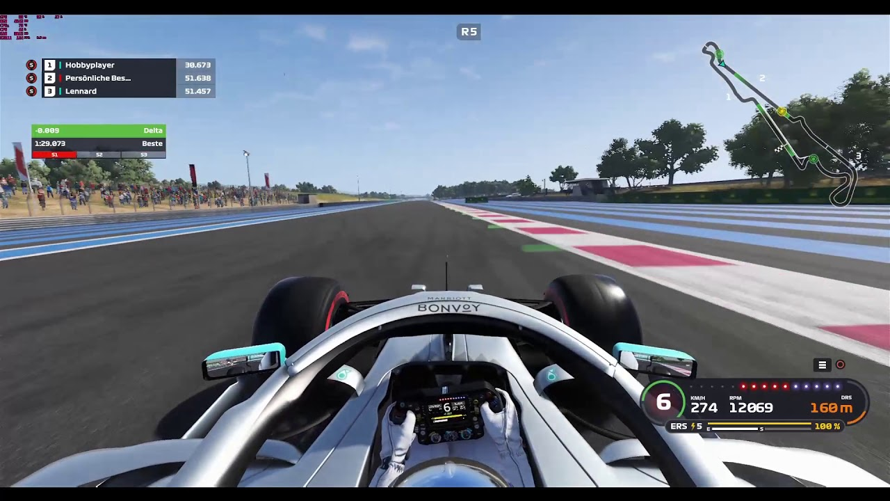 F1 Frankreich