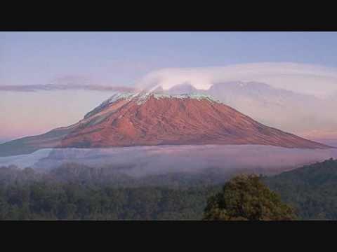 Eko Roosevelt - Kilimandjaro My Home
