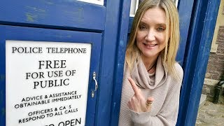 Doctor Who and the nanoracers - BBC Click