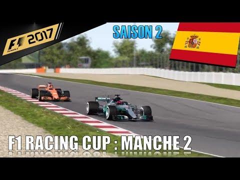 F1 Racing Cup - Saison 2 -  Grand Prix d'Espagne #2