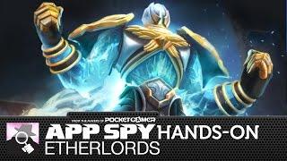 Etherlords   iOS iPhone / iPad Hands-On - AppSpy.com