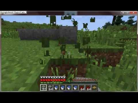 Minecraft Katapult Bauen YouTube - Minecraft jungle hauser