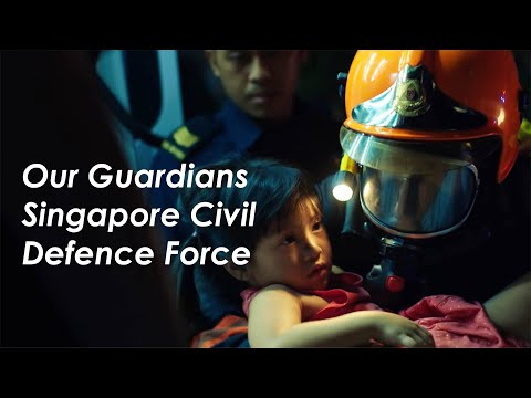 Our Guardians – The Singapore Civil Defence Force