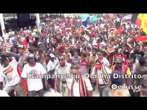 Kampanye Lu-Olo iha Oecusse
