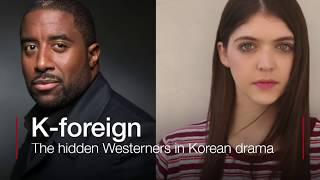 Video K-foreign: The hidden Westerners in Korean drama - BBC News download MP3, 3GP, MP4, WEBM, AVI, FLV April 2018
