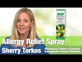 A. Vogel Allergy Relief Nasal Spray with Author & Pharmacist Sherry Torkos