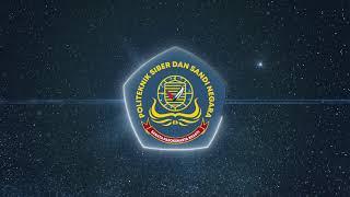 Politeknik Siber dan Sandi Negara Logo - Bumper Looping