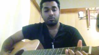playing guitar while creating hum suffer with my novation mini