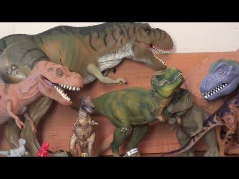 T-Rex Dinosaurs Collection (2017)