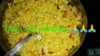 Veg biryani recipe | How to make vegetable biryani home made - Handi Restaurent