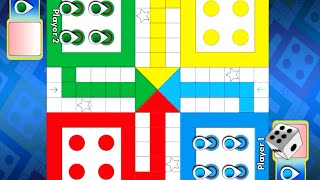 Ludo games| Ludo king games |Ludo king game 2 players |Ludo gameplay || Ludo game 2 players | Ludo screenshot 4