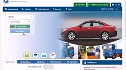 How to Download Vechicle Insurance Papers Duplicate