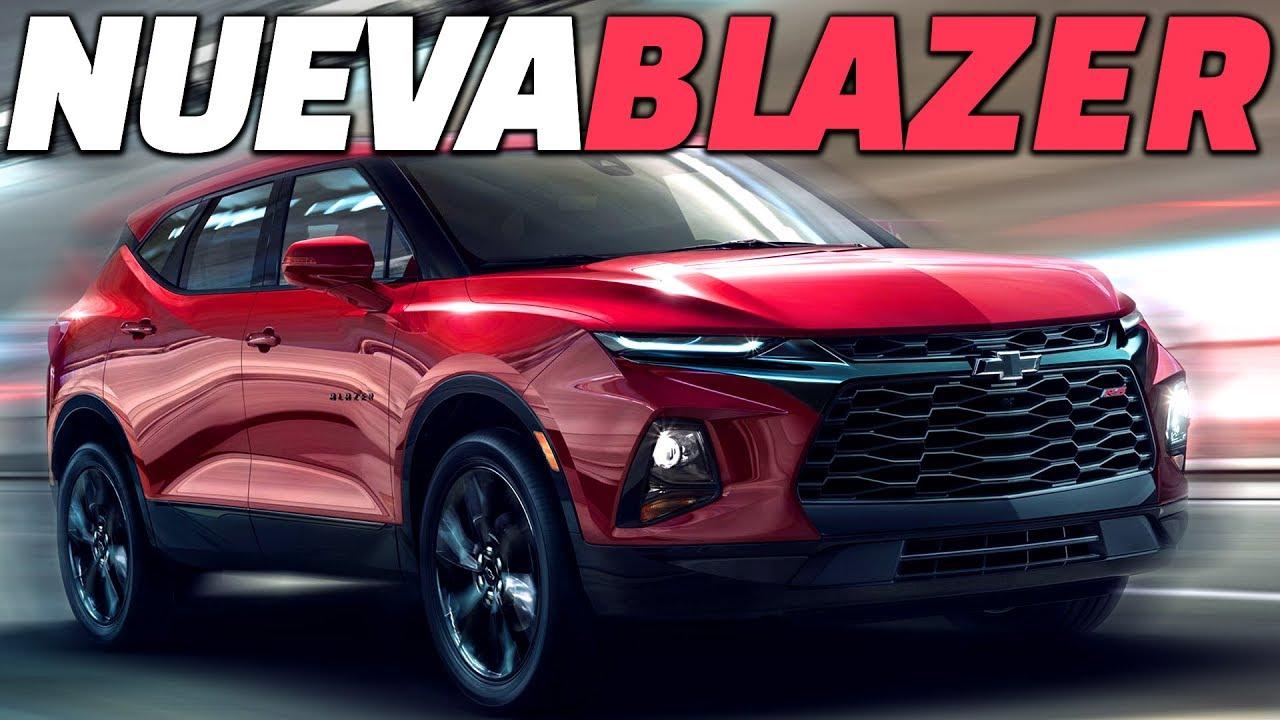 Nueva Chevrolet Blazer | ¿Un Camaro en SUV? - YouTube