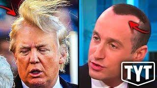 Trump Administration Losing Hair Over Border Wall
