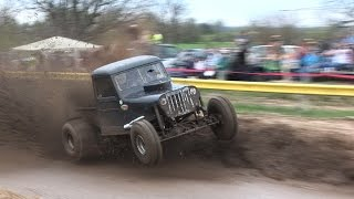 MUD PIT RACING HIGHLIGHTS - Helling's Mud Park