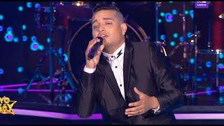 """Imitador de Eros Ramazzotti cantó """"Si bastasen un par de canciones"""" y cautivó a todos   Yo Soy"""