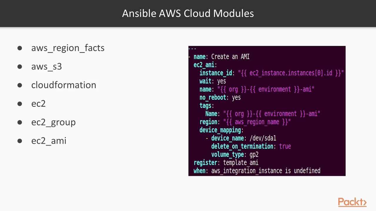 Ansible S3 Template