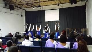 Ministerio Milchamah- Allí quiero estar danza