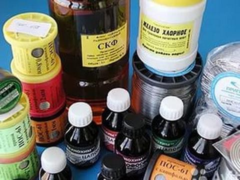 Чем заменить паяльную кислоту в домашних условиях