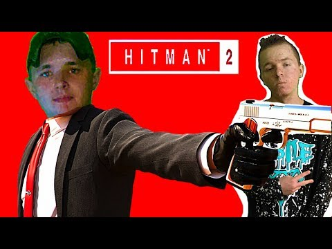 HITMAN 2 Early Gameplay REACTION! ft OneCheesyGamer
