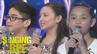 Kapamilya child stars battle on The Singing Bee