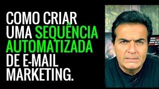 [CURSO ON-LINE] Como criar uma sequência automatizada de e-mail marketing.