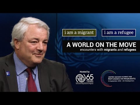 A World On The Move - Forced migration